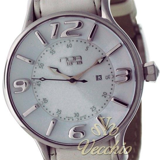 Relógio: #Noa  Modelo: #1675  Caixa:Aço  Movimento:Automático  Mostrador:Branco  Vidro:Cristal Mineral  Gênero:Feminino  Pulseira:Couro  Tamanho da Caixa:36 mm  r$1990,00  #Jewelry #Noa #Watches #relogios #joias