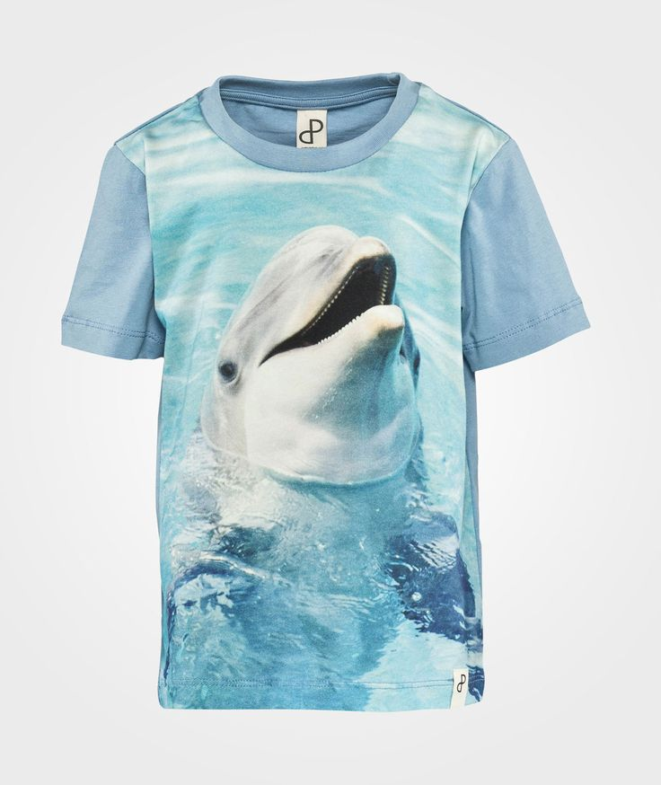 Popupshop Supreme Loose Tee Dolphin