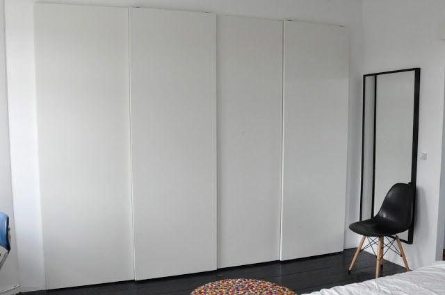 ikea pax sliding doors white