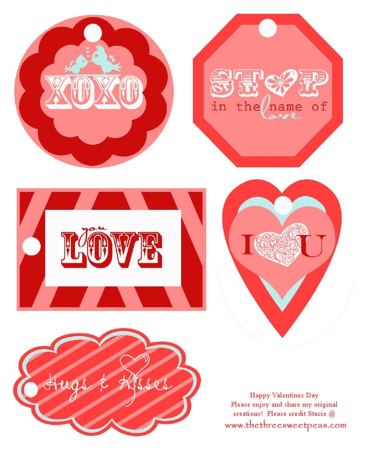free download tags: Valentine'S Day, Printable Valentines, Free Valentines, Baskets Liner, Valentines Printable, Valentines Day, Gifts Tags, Free Printable, Sweet Peas