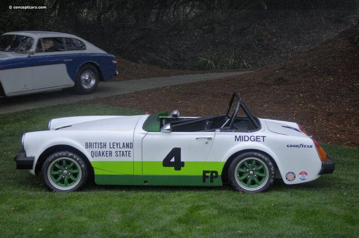 Group 44 FP Midget 1500 Classic sports cars