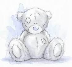 Výsledek obrázku pro teddy bear kreslený