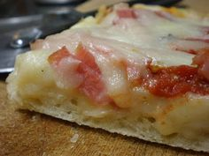 Ricetta Pizza di Bonci, al pomodoro con lievito liquido da C'è di mezzo il mare