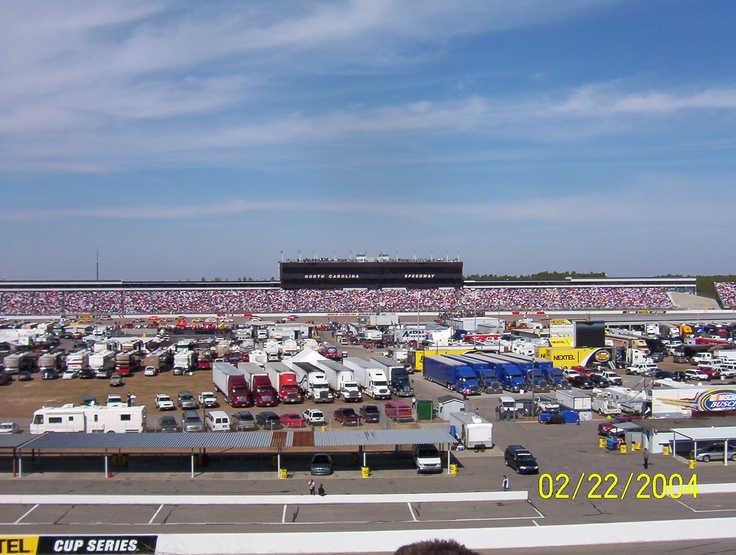 nascar race track
