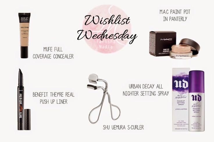 Wishlist Wednesday #2