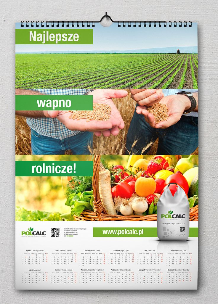 Polcalc Calendar Design