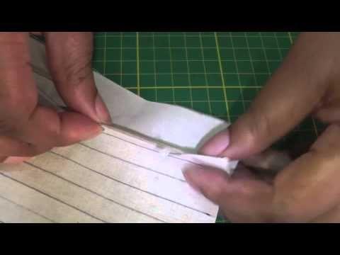 Forming Pin Tucks