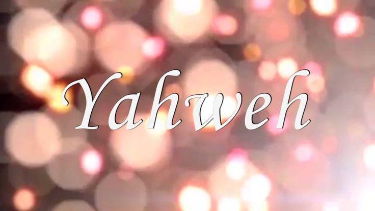 Yahweh | Con letra | Amistad de Puebla
