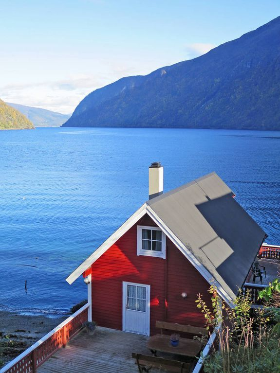 Ferienhaus in Vik i Sogn, Fjordnorwegen – 8 Person…