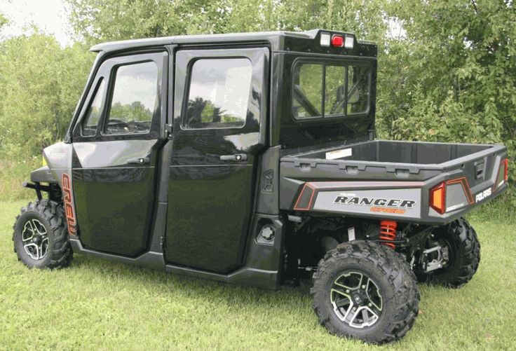 Get Full Protection For Your Full Sized Cab With The