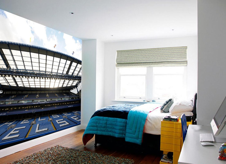 Chelsea wallpaper for bedrooms