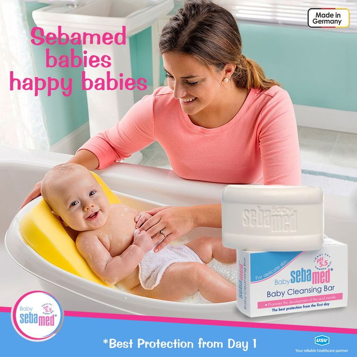 Chances of infection are at an all-time high during monsoons. Shield your baby with Sebamed baby soap with pH 5.5 to protect your baby's skin from bacterial entry.  Know more at http://www.sebamedindia.com/baby-cleansing-bar.php
