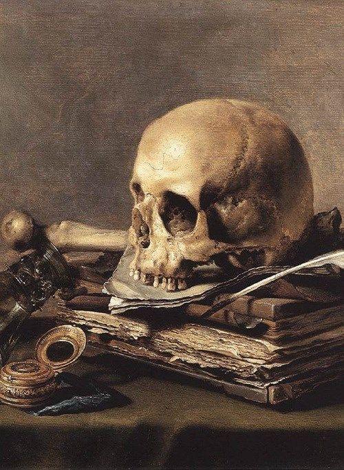 Pieter Claesz (Amberes, 1597-1660). Vanitas Still Life, c. 1630