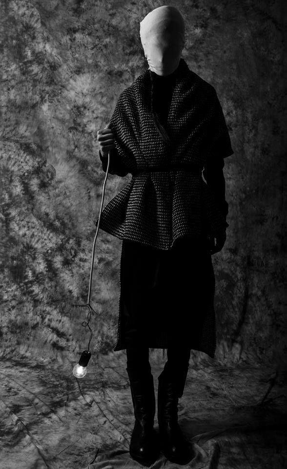 Outfit: Alchemy  Photo: Valeriu Preda  Model: Razvan Draganescu
