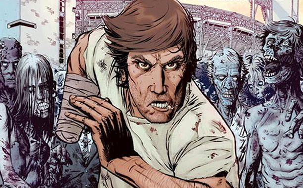 The Walking Dead - comics, books, TV series, etc. Never heard about it? Then you should begin you journey by reading Walking Dead comic online. Mature only.