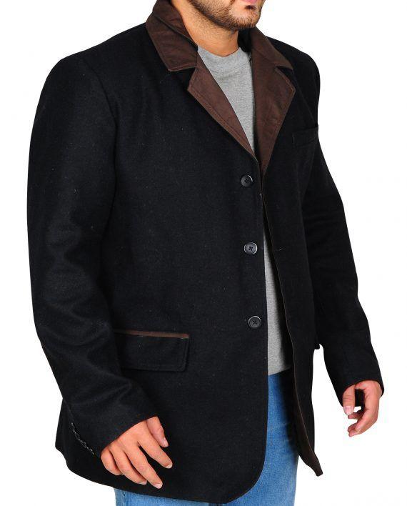 Blood & Oil Series Hap Briggs Black Coat