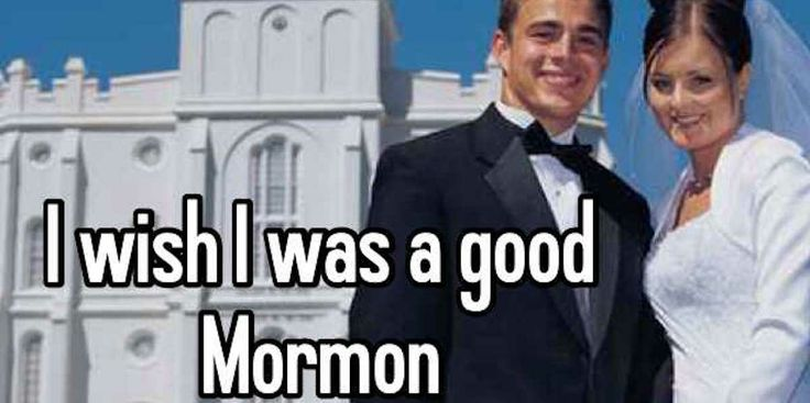 Mormons Are Using An Anonymous Confessions App To Doubt Their Faith (And Talk About Sex)