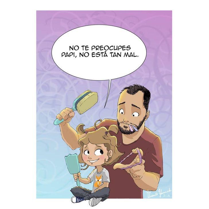 Fotos Tumblr Papa E Hija Dibujo Buscar Con Google Padre E Hijo
