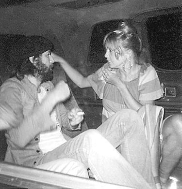 Eric Clapton and Pattie Boyd | WONDERFUL TONIGHT ...