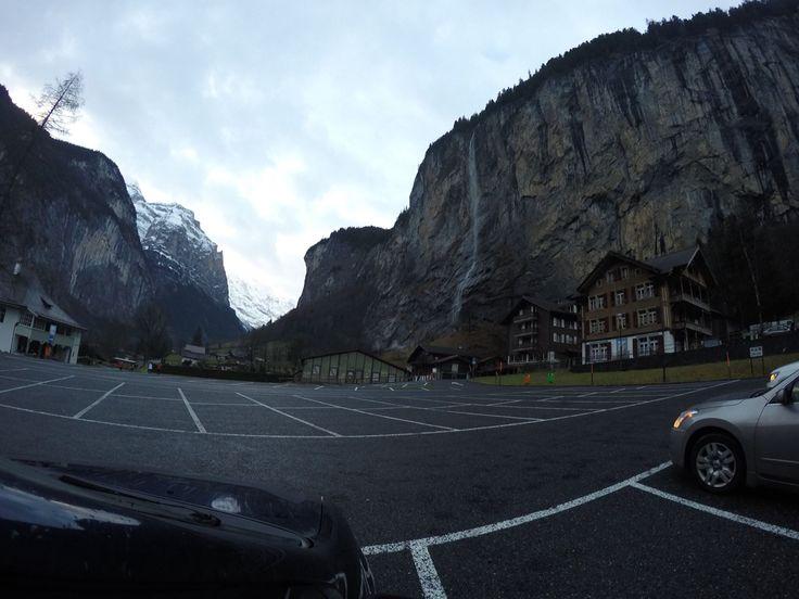 Switzerland shilthorn