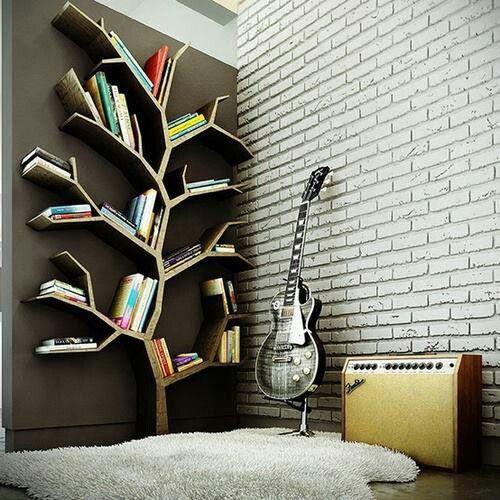 Tree book shelf!