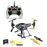 Top Race® 3D Tumbling Scorpion Six Axis 4-Ch RC Remote Control Quad Copter RTF - http://dronesheaven.ianjweboffers.com/top-race-3d-tumbling-scorpion-six-axis-4-ch-rc-remote-control-quad-copter-rtf/