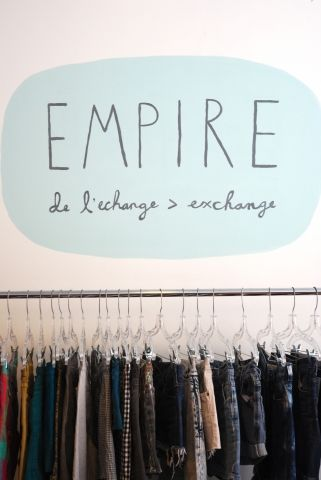 MILE END - Empire Exchange (51 Bernard Ouest)