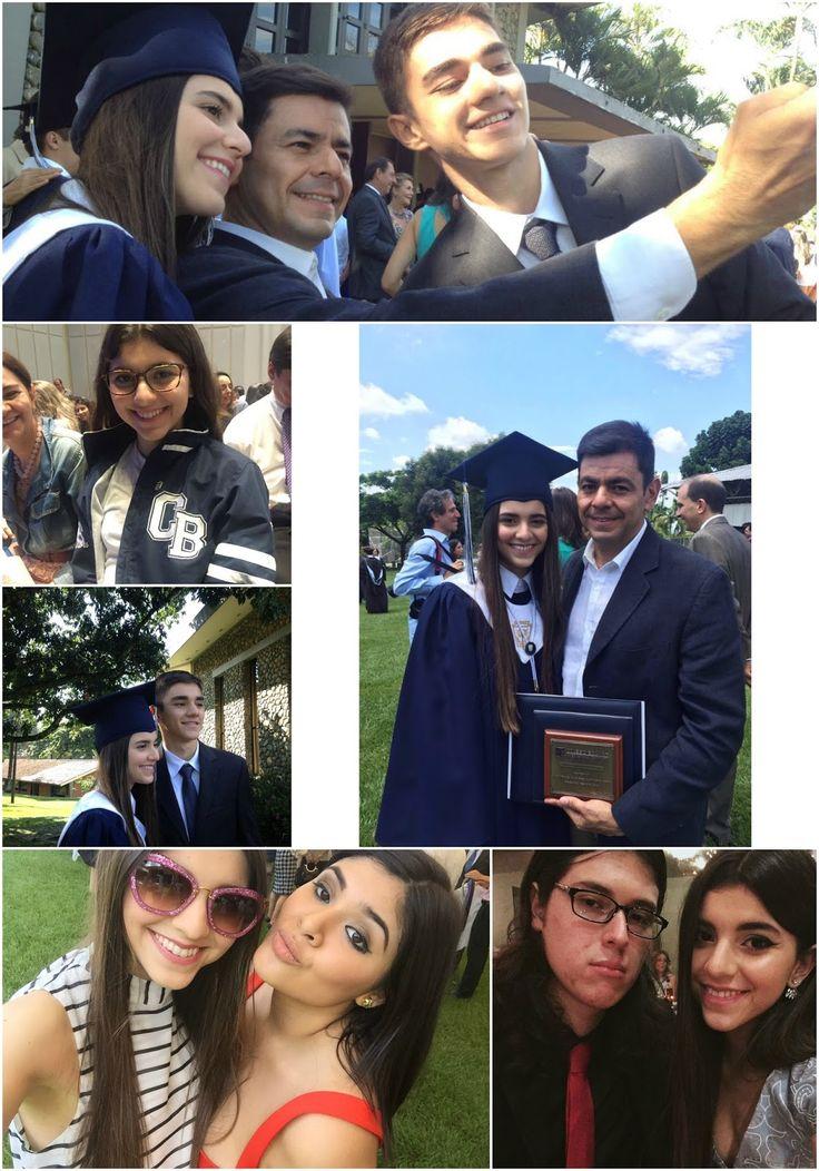 Vanille: graduation + ootd