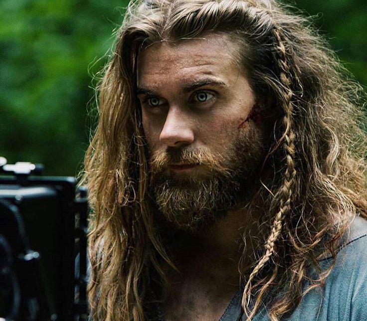 @Regrann from @brockohurn -  Just another day at the office  - #regrann -*-*-*-*-  Wow!!!  Hot viking ❤ #hot #hotman #ilovebeards #sexy #sexyman #actor #model #viking #RaydenStrong #handsomeman #hesmyking #brockohurn #beardedking #sexybeard #California
