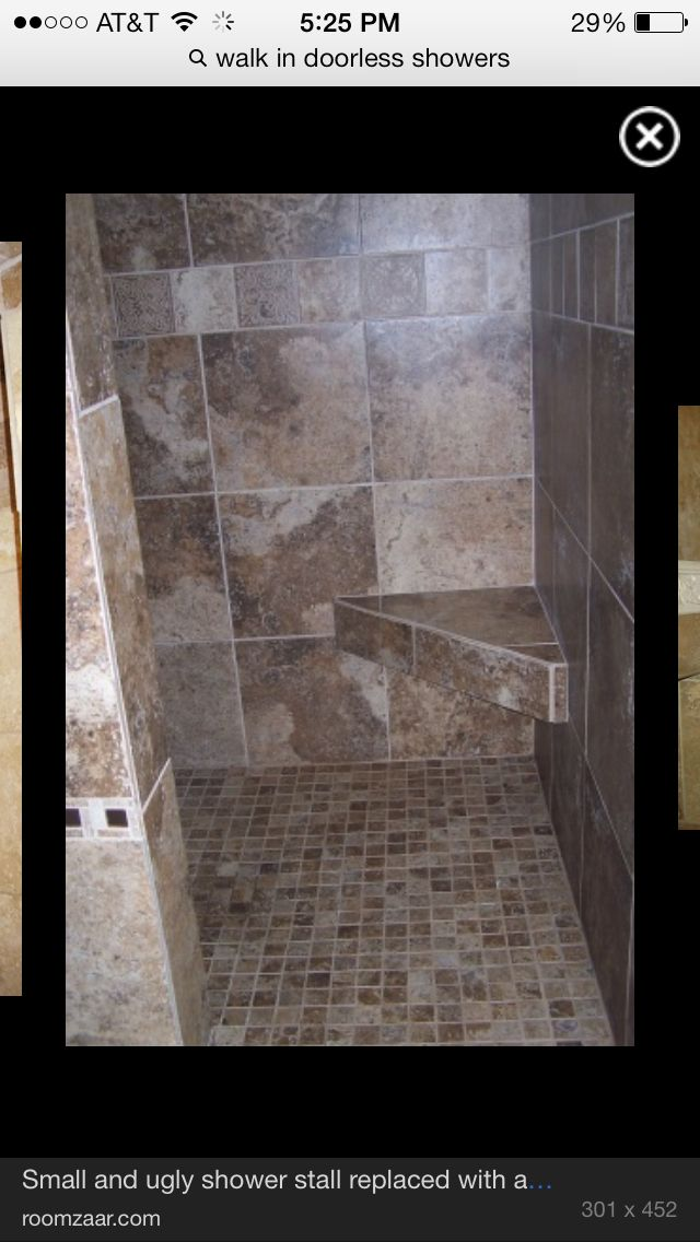 Basement Bathroom Tile Floor