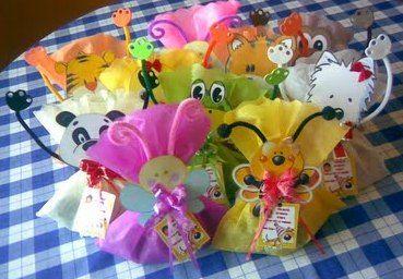 Sorpresas de animalitos para fiesta infantil-Toña