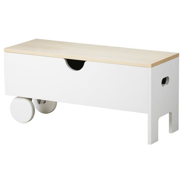 Banc Avec Rangement Ikea Ps 1995 Blanc Achats En 2019