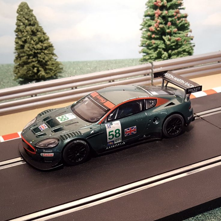 For sale Scalextric 1:32 D... One careful owner! Browse here http://www.actionslotracing.co.uk/products/scalextric-1-32-digital-car-aston-martin-dbr9-58-lights-m?utm_campaign=social_autopilot&utm_source=pin&utm_medium=pin