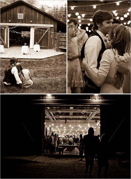 Relaxed Barn Wedding - Rustic Wedding Chic