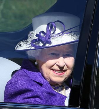 Queen Elizabeth, Sep 4, 2016 | Royal Hats                                                                                                                                                     More