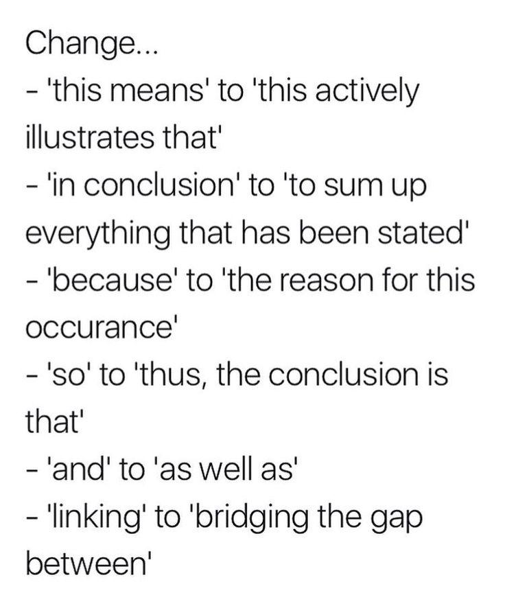 Make essay longer
