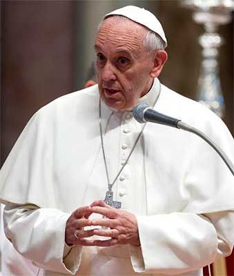 Carta del Papa Francisco al Presidente de la Conferencia Episcopal de Cuba