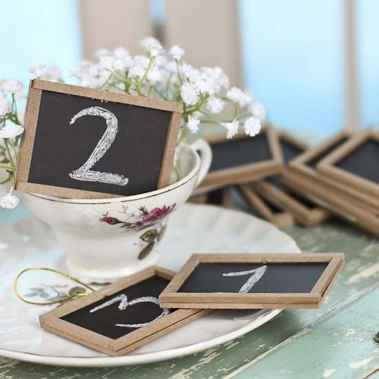 wedding ideas homemade best 20 mini chalkboards ideas on 27914