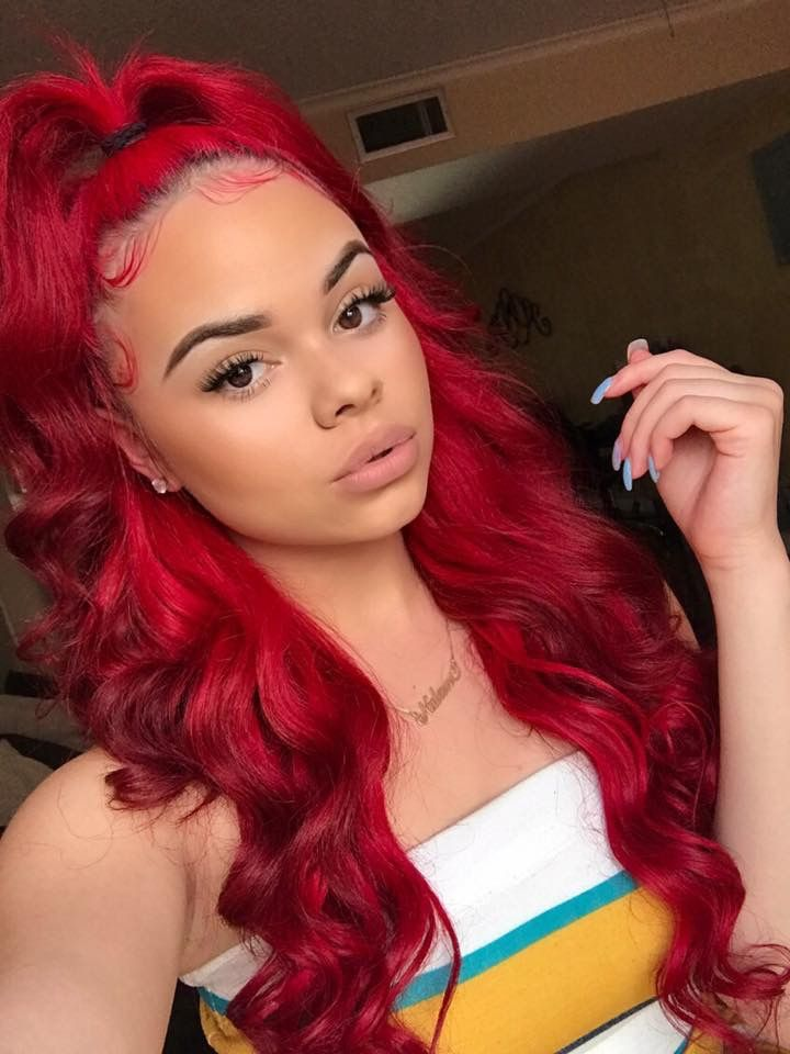 red weave ideas