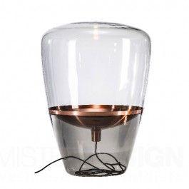 De Balloon Vloerlamp van Brokis, ontworpen door Design Studio, behoort tot een verzameling van unieke eenvoudige en tijdloze verlichting die oorspronkelijk gebaseerd is op een transparante ballon. In de ballon lijkt de lichtbron te zweven waardoor ook de link met een wensballon snel gemaakt is. De Balloons serie is samengesteld uit een tafelmodel en twee grotere modellen die geschikt zijn als vloerlamp.   Kenmerkend aan de Balloons zijn de vele keuzemogelijkheden. We hebben de opties even…