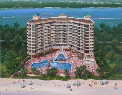 The Pink Shell Resort in Fort Myers Beach, Florida! My BFF took me and we had a wonderful time! I miss it!