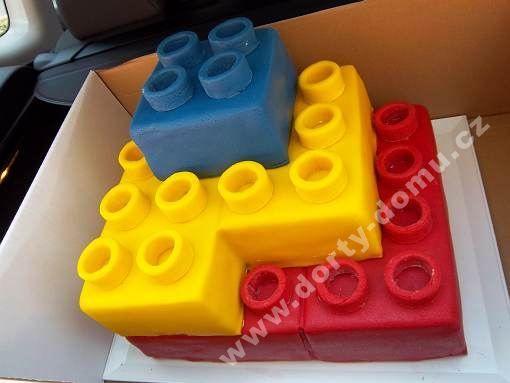 dort sestava LEGO