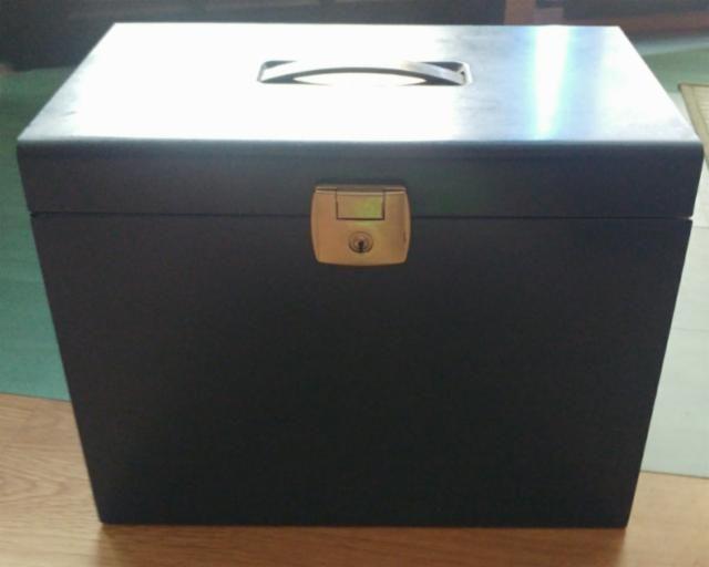 Archivador Metalico Tipo Maleta Suitcase