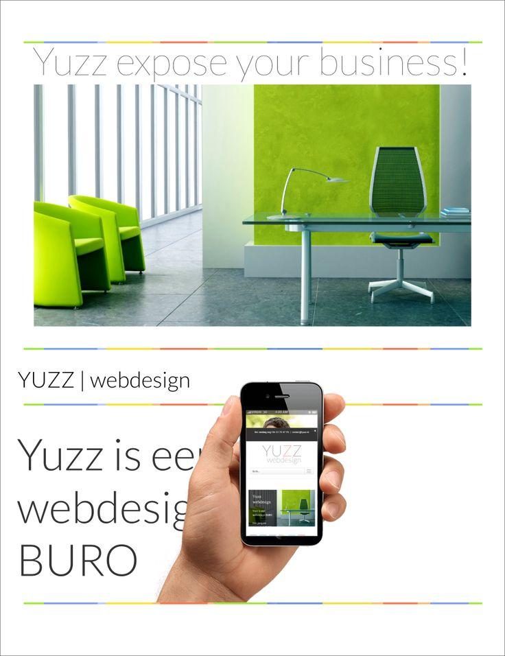 Yuzz webdesign | www.yuzz.nl