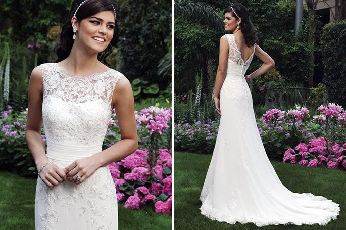 Sincerity Bridal Wedding Dresses From Elderberry Brides