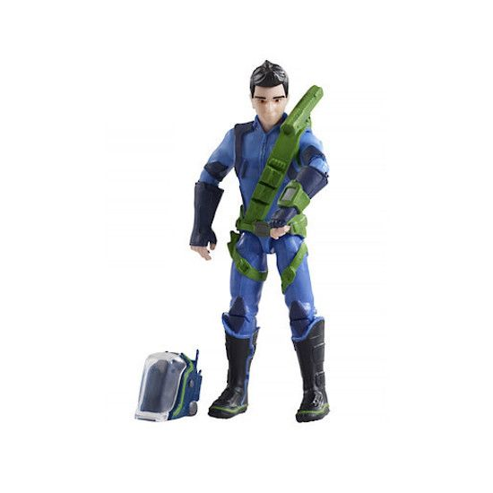 Virgil Tracy Thunderbird Action Figure | Shop online at DirectToys NZ