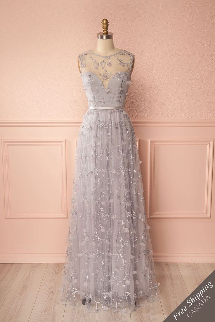Liko Grey from Boutique 1861