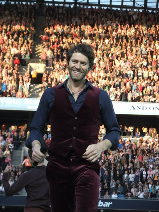 Howard Donald Take That