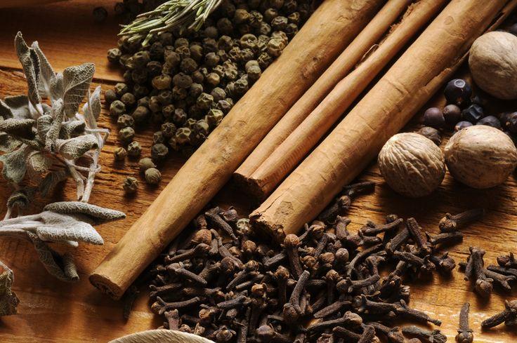 Le spezie per eliminare il gonfiore e stimolare il metabolismo - Riza.it