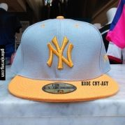 New Era Cap – NY New York Yankees – Brow Gold Yellow Visit our webstore to grab it!!  #newera #topi #caps #hats #baseball #mlb #skateboard #hiphop #bboy #dance #59fifty #fitted #snapback #losangeles #la #dodgers #gelorajersey